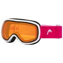 Gogle narciarskie Head NINJA orange/pink