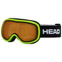 Gogle narciarskie Head NINJA lime/black