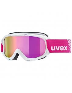 Gogle narciarskie Uvex Slider FM White