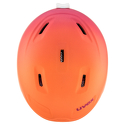 Kask narciarski Uvex Manic Pro Pink/Orange Met Mat