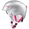 Kask narciarski Uvex Manic Pro Titanium Pink Mat