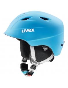 Kask narciarski Uvex Airwing 2 Pro Liteblue/White Mat