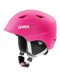 Kask narciarski Uvex Airwing 2 Pro Pink Mat