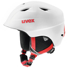 Kask narciarski Uvex Airwing 2 Pro White/Red Mat