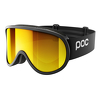 Gogle narciarskie POC Retina Clarity Uranium Black/Spektris Orange