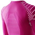 Koszulka termoaktywna dla dzieci X-Bionic INVENT różowa