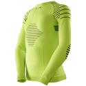 Koszulka termoaktywna dla dzieci X-Bionic INVENT zielona