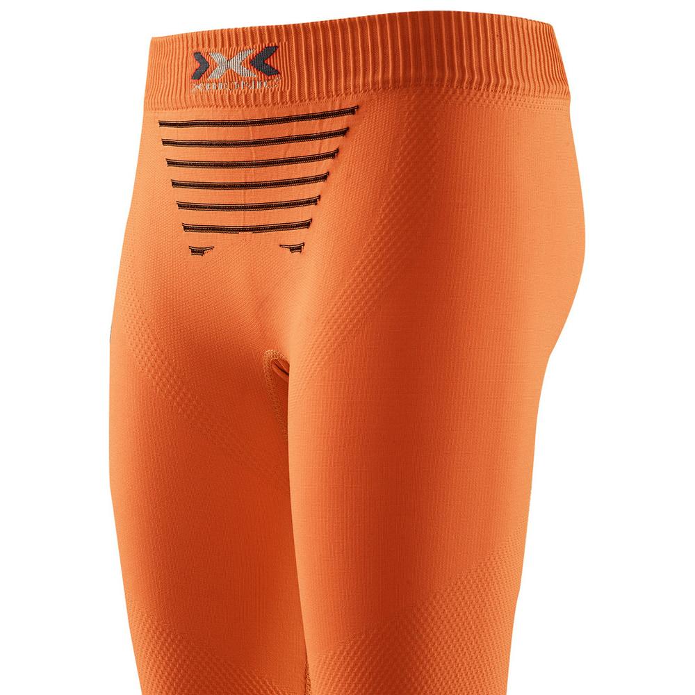 68ba702ed45e2e Kalesony termoaktywne dla dzieci X-Bionic INVENT pomarańczowe. Next