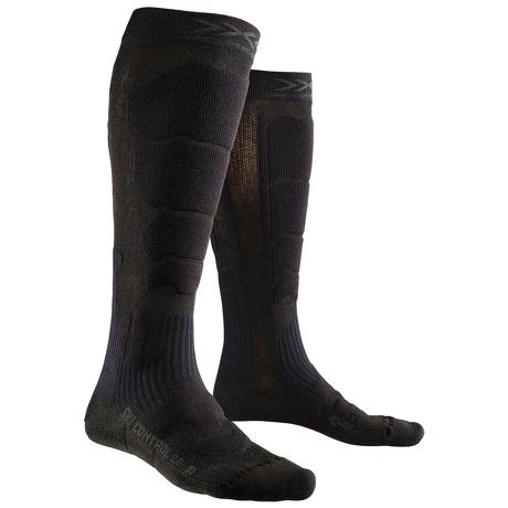 Skarpety narciarskie dla mężczyzn X-Socks Ski Control 2.0 czarne