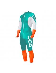 Guma narciarska POC Skin GS JR Tin Blue/Hydrogen White