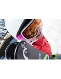 Kask narciarski Head MOJO Lime