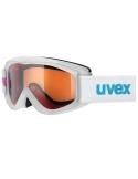 Gogle narciarskie Uvex Snowy Pro White