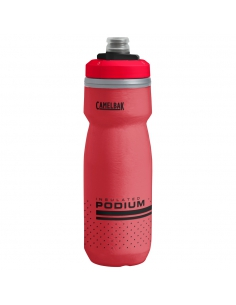 Izolowany bidon Camelbak Podium Chill 620ml Fiery Red