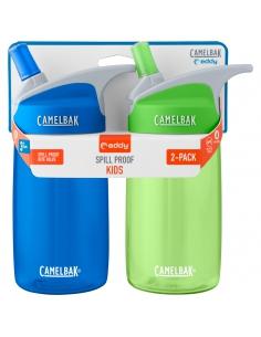 2-Pack butelka bidon Camelbak Eddy Kids 0,4l Blue/Grass