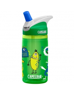 Termiczna butelka bidon Camelbak Eddy Kids Insulated 0,4l Green Cyclopsters