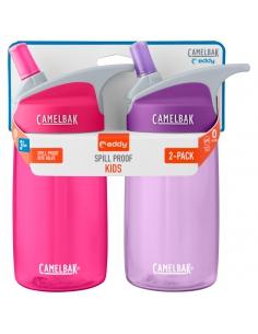 2-Pack butelka bidon Camelbak Eddy Kids 0,4l Pink/Lilac