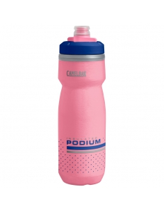 Izolowany bidon Camelbak Podium Chill 620ml Pink/Ultramarine