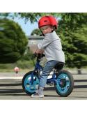 Rowerek biegowy Puky LR 1L BR z hamulcem niebieski