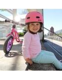 Rowerek biegowy Puky LR 1 L BR z hamulcem jasnoróżowy Princess Lillifee 4039