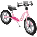 Rowerek biegowy Puky LR 1L jasnoróżowy Lillifee