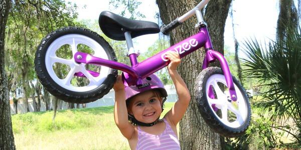 Czy waga rowerka biegowego ma znaczenie?