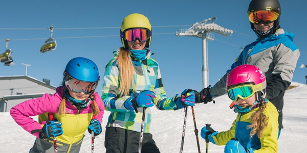 LookBook - kaski i gogle narciarskie Uvex