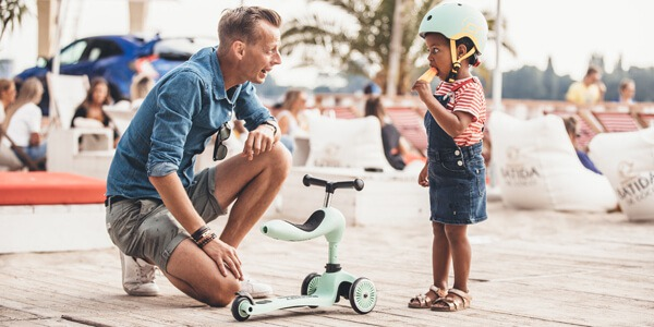 LookBook - Hulajnogi Scoot&Ride Highwaykick 2w1 Icecream