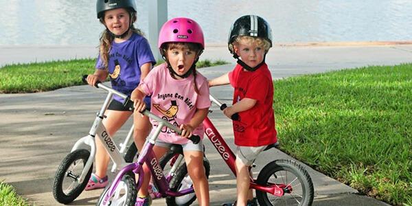 Dobór rowerka biegowego